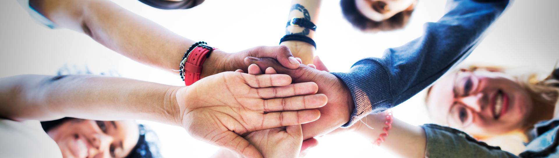 Teamgeist und Zusammenhalt